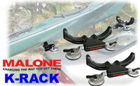 Malone K-Rack Pair MPG354 kayak load assist