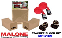Malone Kayak Stacker Foam Block Kit MPG169