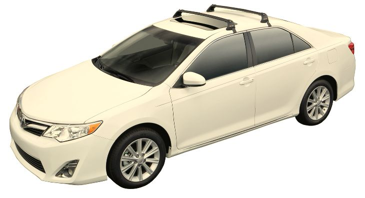 Rola Gtx 59732 Roof Rack For Toyota Camry 2012 2013