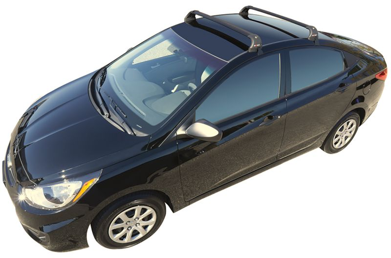 Rola gtx 59800 roof rack for hyundai elantra touring 2009 2012 for Roof accents